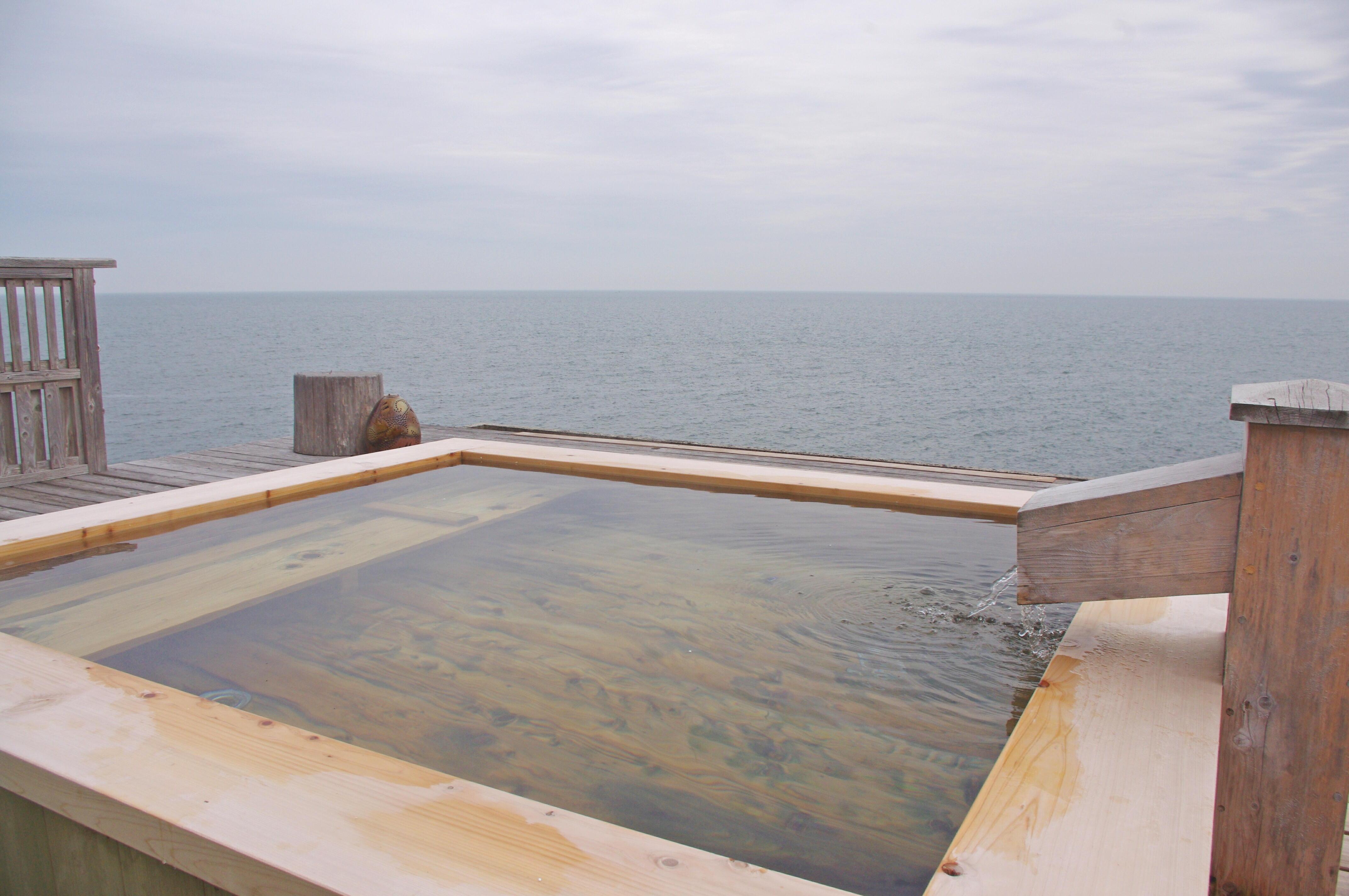 露天風呂「十方空」