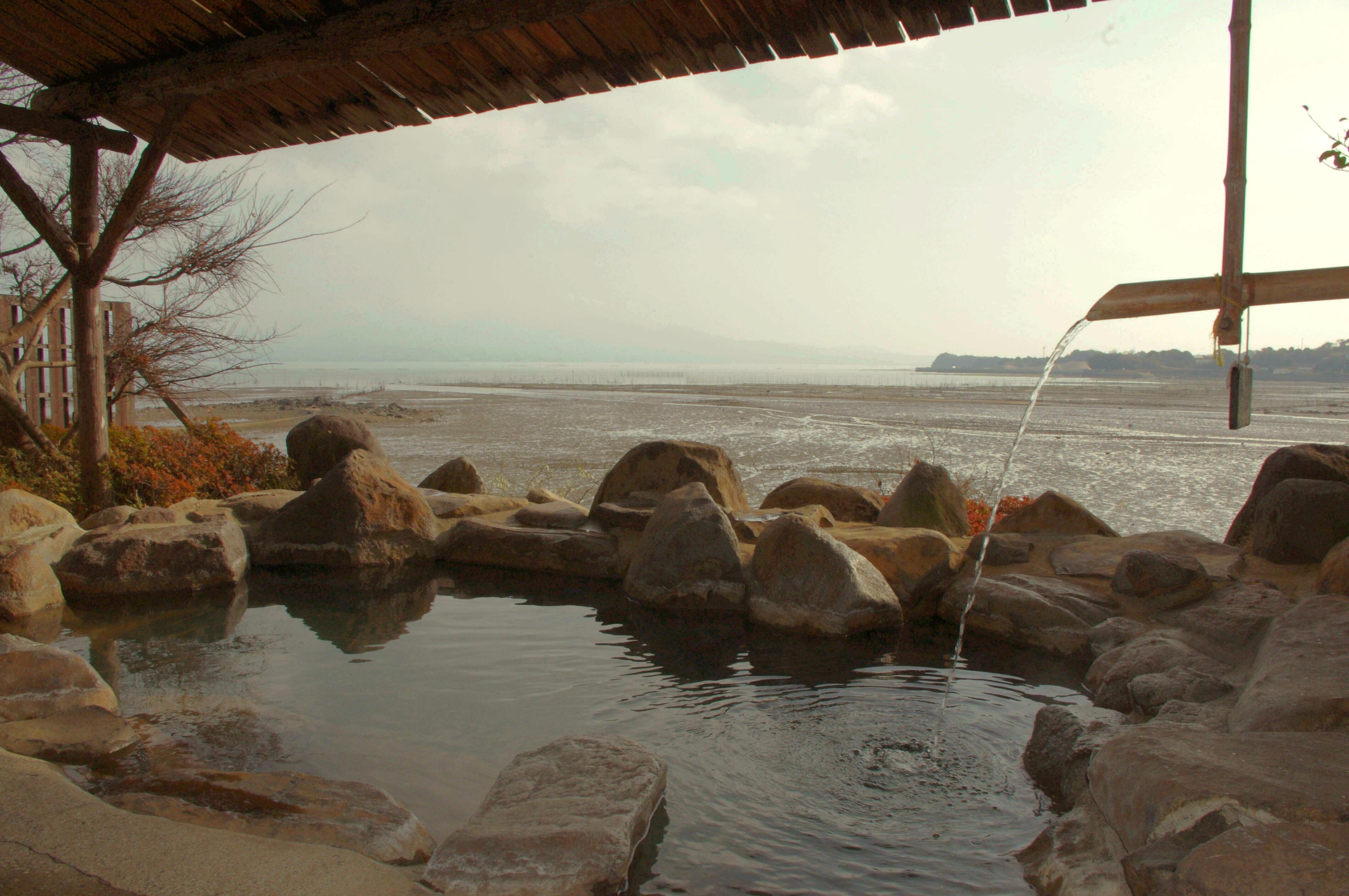 蟹御殿「有明海の湯」