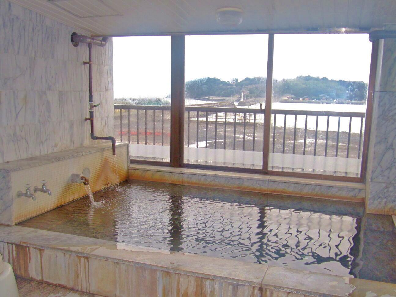 大浴場「展望風呂」
