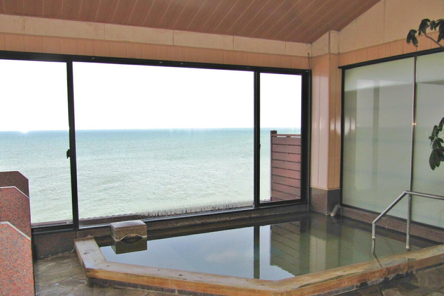 2階露天展望風呂