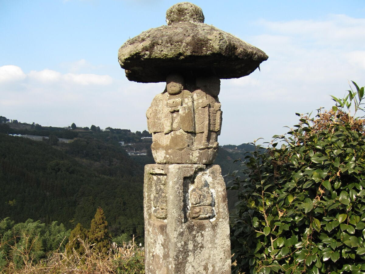 槇ノ内六地蔵塔