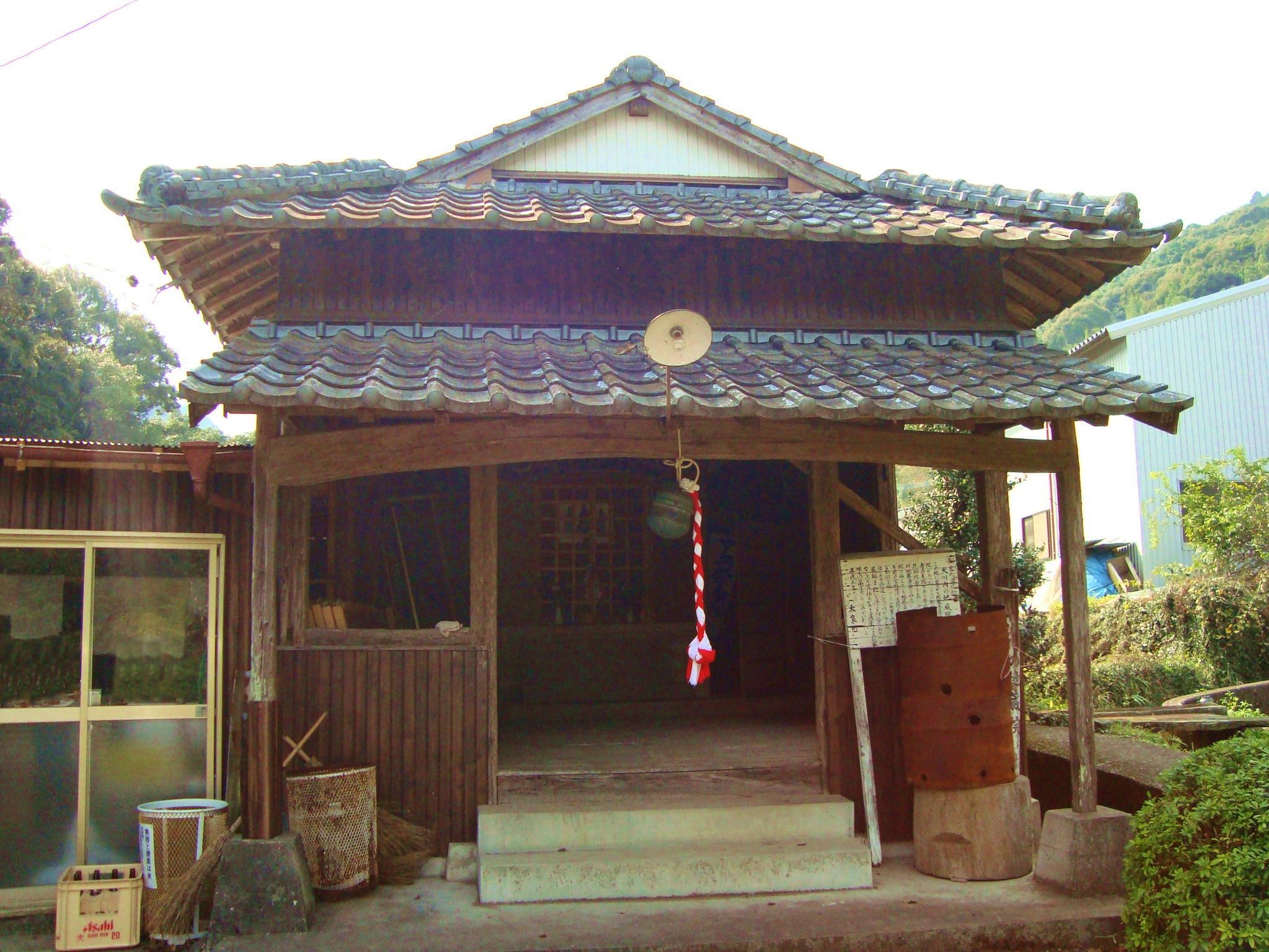大川内の地蔵院