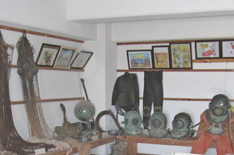 漁具資料館