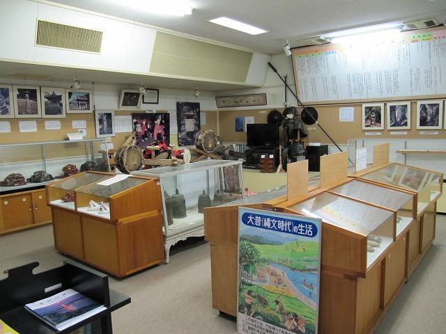 第1展示室 考古・歴史