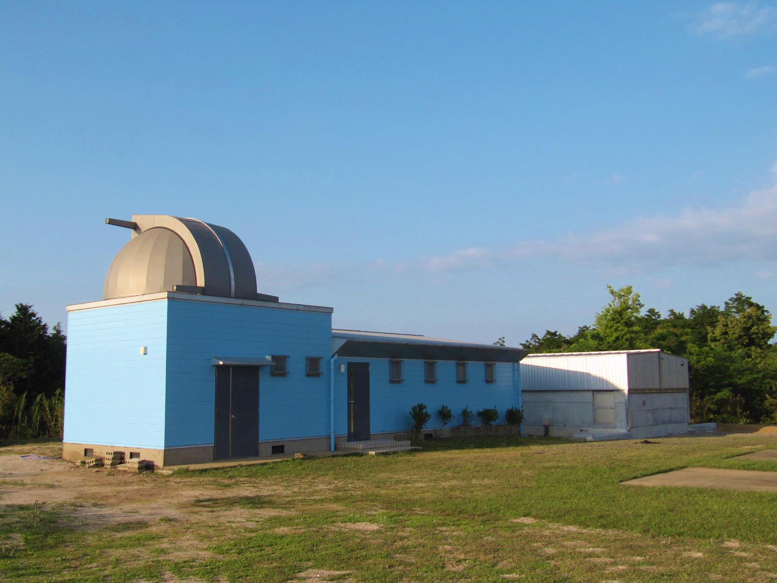 佐賀天文協会 太良天体観測所