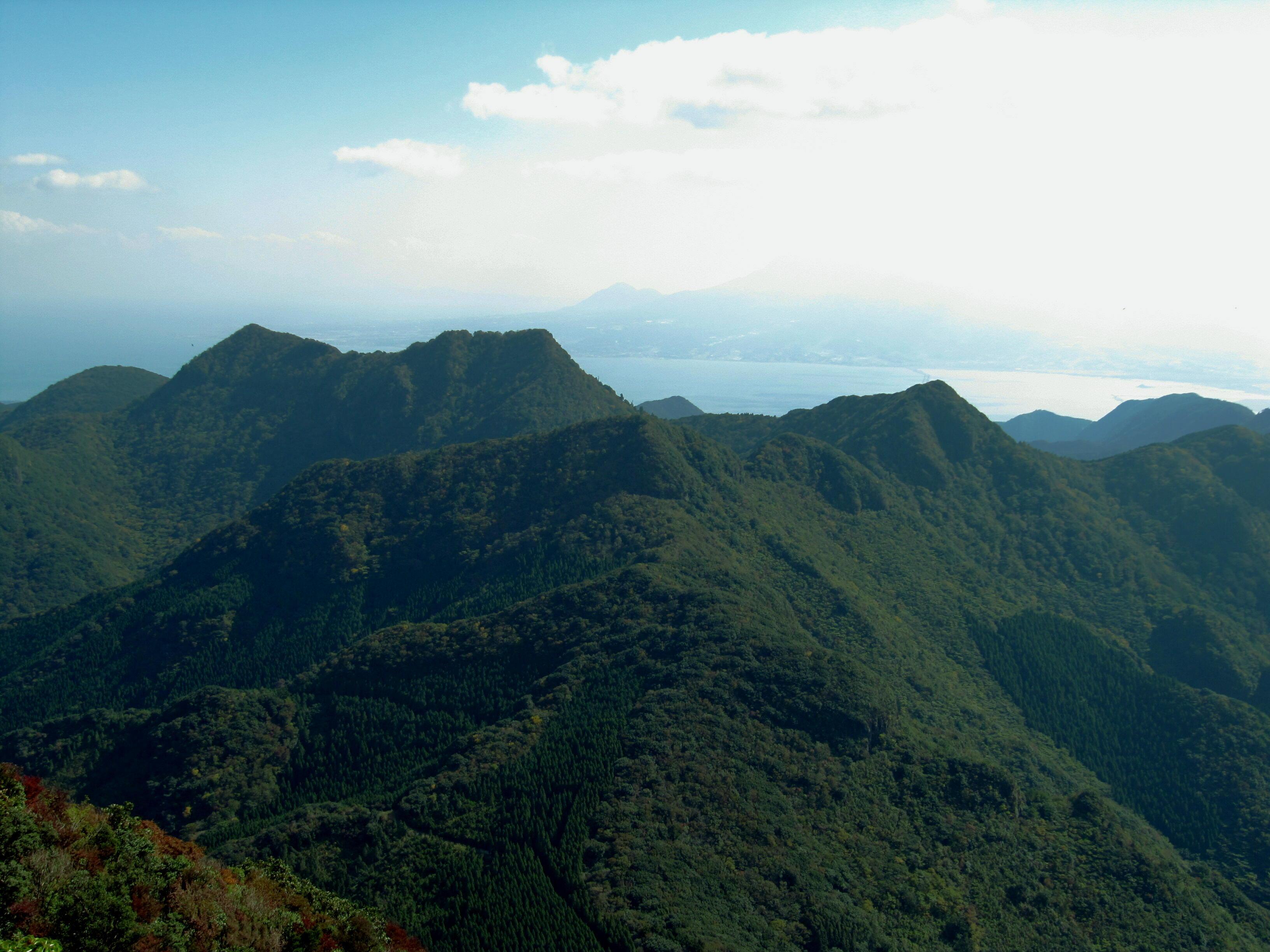 多良岳県立自然公園・多良岳水源の森
