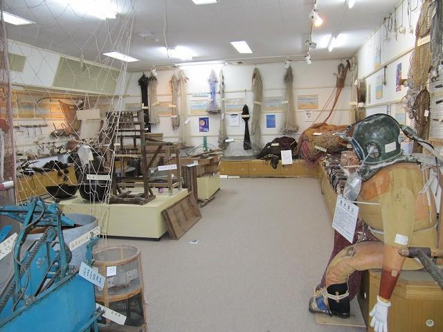 第2展示室 漁撈