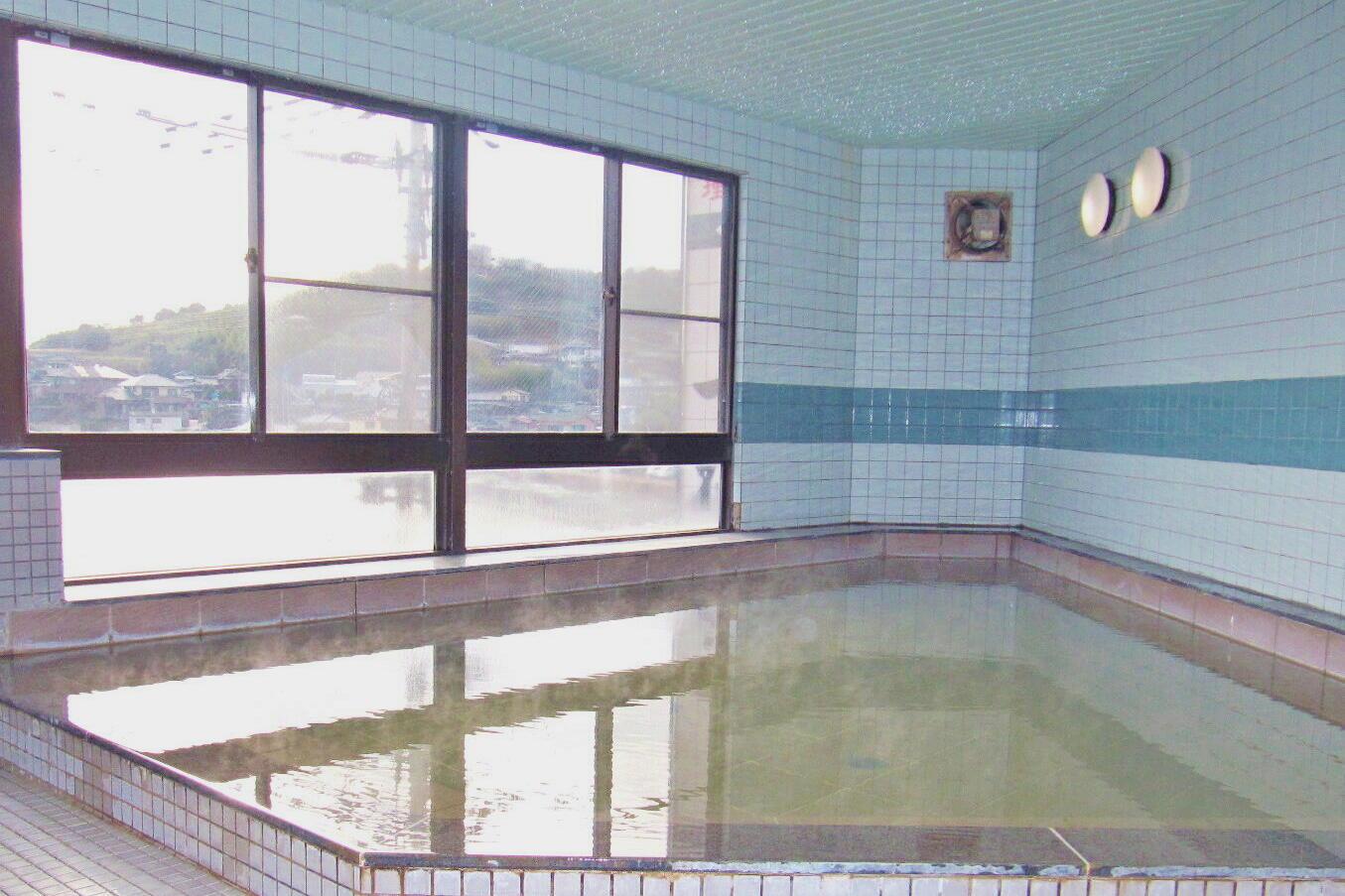 「展望大浴場」